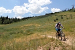 The Canyons in July is one hell of a place to throw a race.