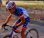 Jonathan Page in the Stars and Stripes